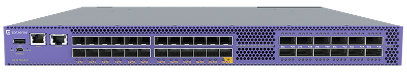Extreme Networks ExtremeRouting SLX 9640