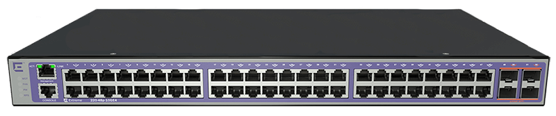 Extreme Networks ExtremeSwitching 210 48-port Switch
