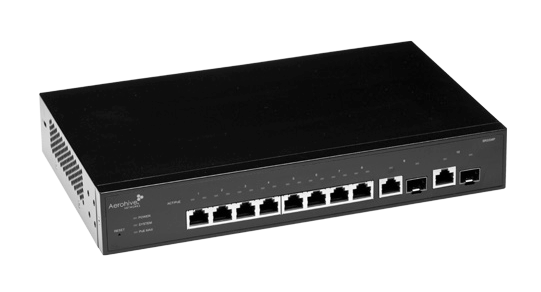 SR2208P Switch