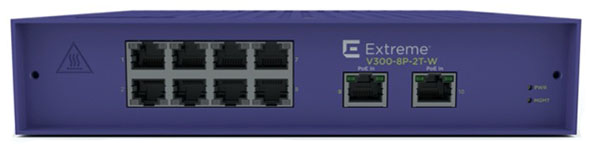 V300-8P-2T-W Edge Switch