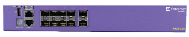 X620 10-port SFP+ Switch
