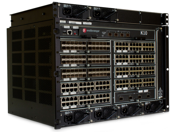 Extreme Networks K-Series K10 Chassis